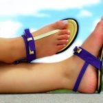 Yeni Sezon Modern Parmak Arası Ayakkabı Modelleri