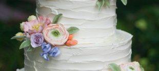 Yeni Trend Gelin Pastası Modelleri