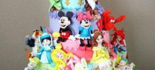Yeni Sezon Sevimli Çocuk Pastası Modelleri