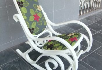 Yeni Trend Dekoratif Sallanan Sandalye Modelleri