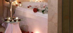 Modern ve Şık Romantik Banyolar