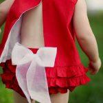 Yeni Trend Kız Bebek Elbisesi Modelleri