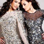 Yeni Trend Modern Gece Elbisesi Modelleri