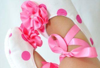 Yeni Sezon Kız Bebek Ayakkabı Modelleri