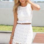 Süper Yazlık Mini Elbiseler