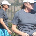 Kim Kardashian'ın Babası Bruce Jenner Kadın Olduktan Sonra İlk Kez Poz Verdi!