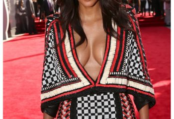 Kim Kardashian'ın En İddialı Kıyafetleri