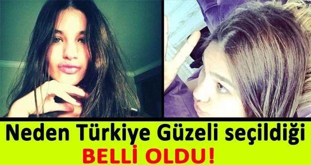 Yeni Türkiye Güzeli Ecem Çırpan