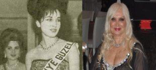 Tarih Boyunca Türkiye Güzelleri ve Şimdiki Halleri