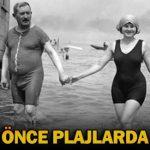 Yüz Yıl Önce Plajlarda Mayo Modası