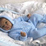 Yeni Doğan Bebeklere Şık ve Kullanışlı Örgüler