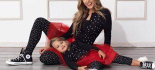 Trend Anne-Kız Kombin Örnekleri