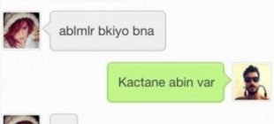 En komik whatsapp mesajları