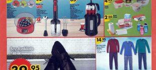 A101 6 Ekim 2016 İndirimli Ürünler Katalogu