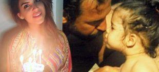 Türkan Şoray'ın Cihan Ünal ile evliliğinden olan kızı Yağmur Ünal, 32 yaşına bastı