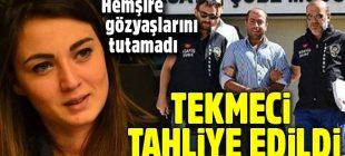 Şort giyen Ayşegül Terzi'ye saldıran Abdullah Çakıroğlu serbest