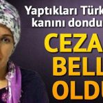 Kayseri de Eski Eltisinin Çocuklarını Kıskançlık Yüzünden Öldüren Rukiye Tülay'ın  Cezası Belli Oldu