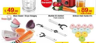 ŞOK 15 Şubat 2017 Aktüel Ürünler Kataloğu Az Önce Yayımlandı