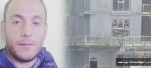 Tıp öğrencisi çalıştığı inşaattaki kazada feci bir şekilde hayatını kaybetti