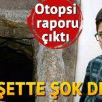 15 Yaşındaki Ahmet Coşkun'un Cinayetinde Korkunç Detaylar