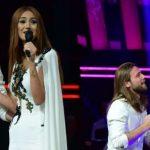 'O Ses Türkiye'de evlenme teklifi alan yarışmacıya, Hadise de balayı sözü verdi