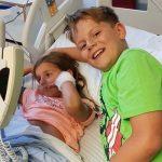 Kız Kardeşinin Hayatını Şans Eseri Bakın Nasıl Kurtardı
