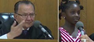 Hakim Annesinin Alacağı Cezayı Kızına Bıraktı – Küçük Kız Bakın Ne Cevap Verdi
