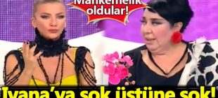 Ivana Sert'e bir şok daha!'
