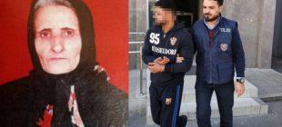 İzmir'de 19 Yaşındaki Genç Anneannesini Döverek Öldürdü