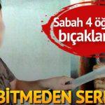 Adana'da  4 Öğrenci Dışarıdan Yemek Söyledi Diye Bıçaklandı