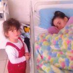 Doğum Sırasında Komaya Giren Kadın 7 yıl Sonra Uyandı