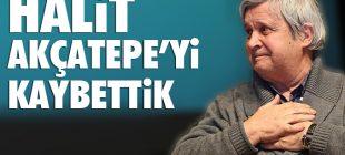 Son Dakika: Halit Akçatepe (Güdük Necmi ) 79 yaşında yaşamını yitirdi