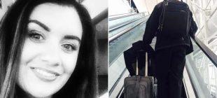Havaalanında Fenalaşan Otizmli Gence Yardım Etmek İçin Uçağa Binmeyi Reddeden Kahraman