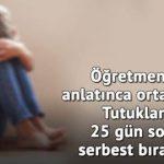 Diyarbakır'da Öz Kızına Taciz de Bulunan Baba'ya Hakimin Kararı Bakın Ne Oldu ?