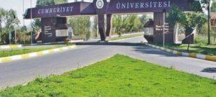 Sivas Cumhuriyet Üniversitesinde Polis Hamilelik İhtimali Olan Kız Öğrencilerin Listesini İstedi