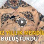 102 yıl sonra Türkiye'den gelen haber göz yaşlarına boğdu