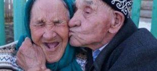 Aşkın yaşının olmadığını kanıtlayan çiftler