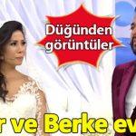 Caner ve Berke evlendi