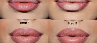 Dolgun ve kusursuz dudaklar için pratik öneriler