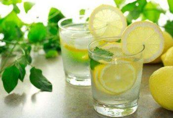 Limon suyunun 7 faydası