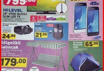A101 4 Mayıs 2017 Aktüel Ürünler Kataloğu Az Önce Yayımlandı