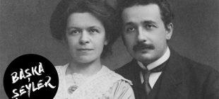 İşte Einstein'ın karısına imzalattığı akıl almaz sözleşme