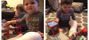 Anne Oyuncak Dükkanında Bir Zarf Buldu – İçini Açınca Gözyaşlarına Boğuldu