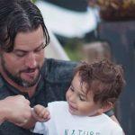 Uzun Yıllar Süren Mücadele Sonucu Altın Kalpli Adam 2 Yaşındaki Çocuğu Evlat Edindi