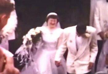 Oğlu, Annesinin 1953'teki Düğün Kasedini Buldu. Bunu Görünce Kimsenin Bilmediği Gerçek Ortaya Çıktı.