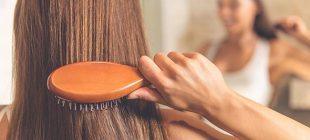 Şok : Eğer saçlarınıza süt sürerseniz
