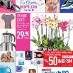 Carrefour 5-25 Mayıs 2017 Kampanya Broşürü
