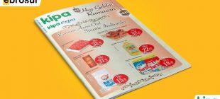 Kipa 15 Mayıs – 1 Haziran 2017 İndirimli Ürünleri Az Önce Yayımlandı