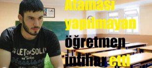 Ataması yapılmayan öğretmen intihar etti, cebinde 6 lira bulundu