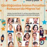 MİGROS 18-31 Mayıs 2017 Kampanya Broşürü